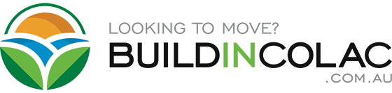 Build in Colac logo