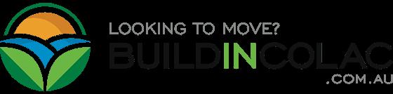 Build in Colac logo